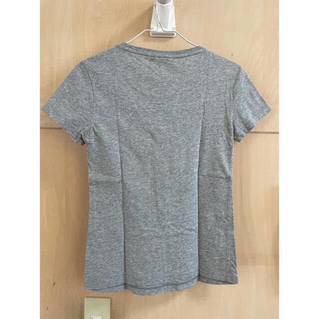 adidas(アディダス)のアディダスオリジナルス グレーTシャツ レディースのトップス(Tシャツ(半袖/袖なし))の商品写真