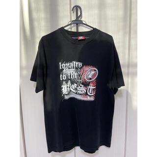 リーボック(Reebok)のReebok リーボック Tシャツ 古着 ビンテージ ブラック レア(Tシャツ/カットソー(半袖/袖なし))