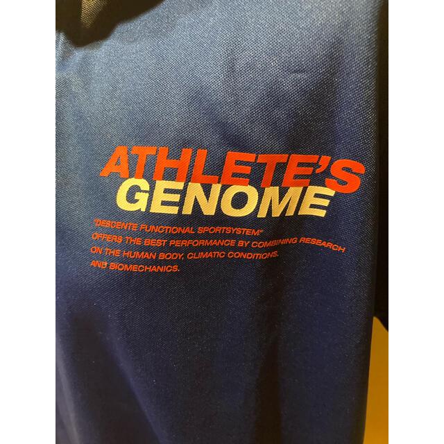 DESCENTE(デサント)の陸上その他スポーツ用半袖Tシャツ スポーツ/アウトドアのスポーツ/アウトドア その他(陸上競技)の商品写真