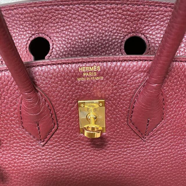 Hermes(エルメス)のバーキン25 ルージュアッシュ レディースのバッグ(ハンドバッグ)の商品写真