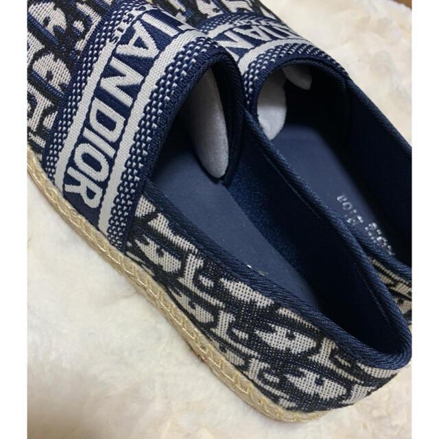 残りわずか!!ディオール!人気デザイン スニーカー レディースの靴/シューズ(スニーカー)の商品写真