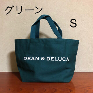 DEAN & DELUCA - dean&deluca トートバッグ グリーン Sサイズ