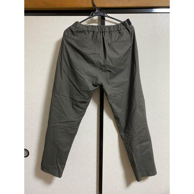 COMOLI(コモリ)のグラフペーパー Typewriter Slim Chef Pants メンズのパンツ(スラックス)の商品写真