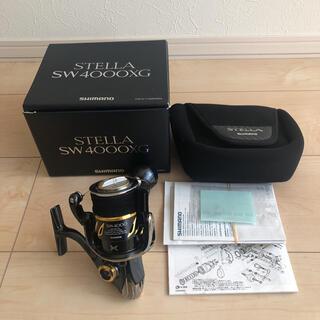 SHIMANO - シマノ 13 ステラSW4000XG 程度良好