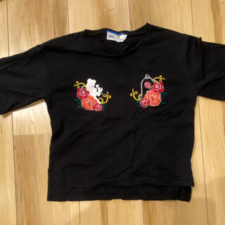 美女と野獣 Tシャツ(Tシャツ/カットソー)