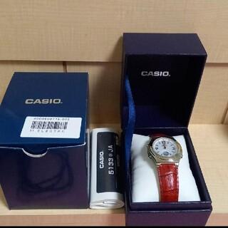 CASIO - CASIO 5133 JACASIOのソーラー時計