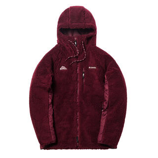 コロンビア(Columbia)のKITH × COLUMBIA HIGH PILE JACKET(ブルゾン)
