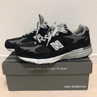 New Balance - NEW BALANCE 993 BK MIU BLACK US