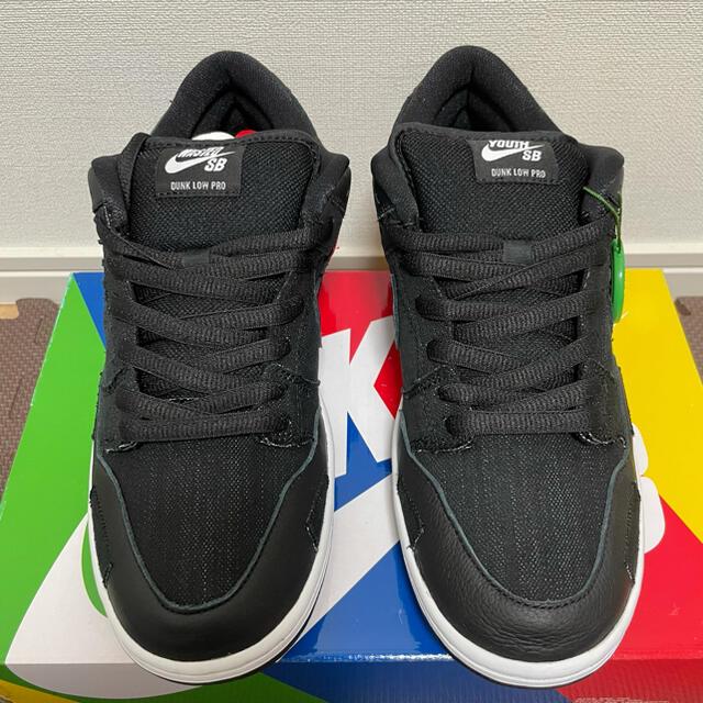 NIKE(ナイキ)のWASTED YOUTH VERDY NIKE SB DUNK LOW PRO メンズの靴/シューズ(スニーカー)の商品写真