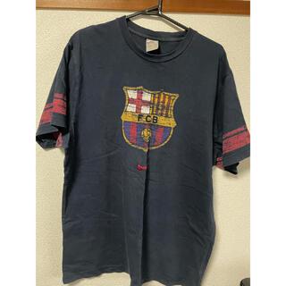 ナイキ(NIKE)のヴィンテージFCバルセロナ クラブTシャツXLサイズ(シャツ)