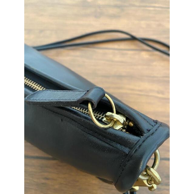 COACH(コーチ)のVintage*オールドコーチ  グローブレザー ショルダーバッグ レディースのバッグ(ショルダーバッグ)の商品写真