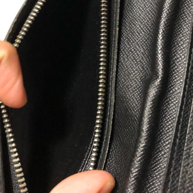 LOUIS VUITTON(ルイヴィトン)のルイ・ヴィトン ポルトフォイユ・ブラザ ダミエ・グラフィット 長財布 メンズのファッション小物(長財布)の商品写真