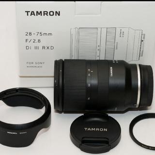 TAMRON - TAMRON  28-75mm F/2.8 Di III RXD