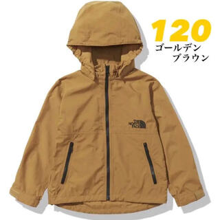 THE NORTH FACE - NORTH ノースフェイス コンパクトジャケット ナイロンパーカー ブラウン