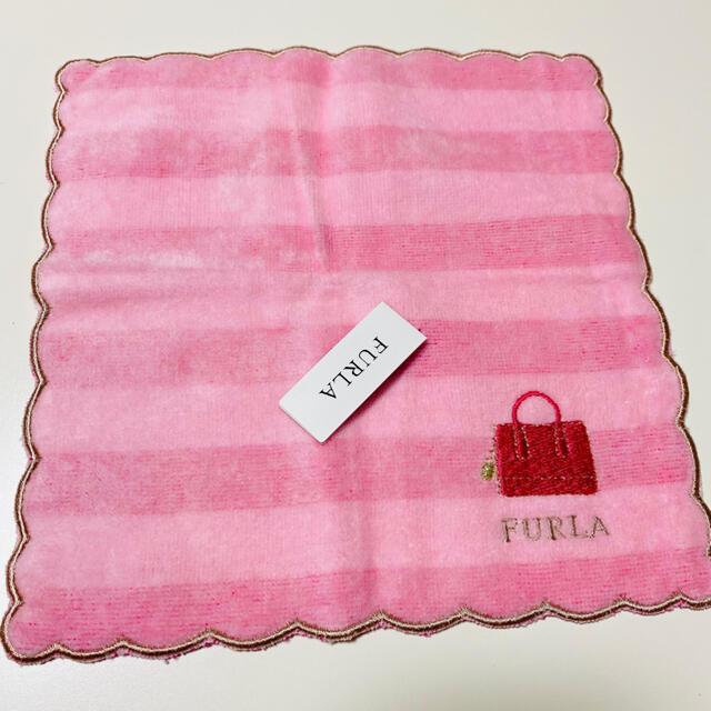Furla(フルラ)のハンカチ4枚セット レディースのファッション小物(ハンカチ)の商品写真