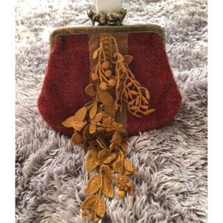 ミナペルホネン(mina perhonen)のミナペルホネン がま口財布(財布)