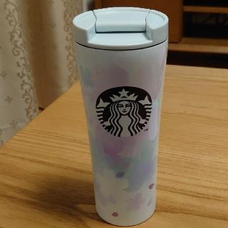 スターバックスコーヒー(Starbucks Coffee)のスターバックス SAKURA2020 ステンレスタンブラー ルーセント(タンブラー)