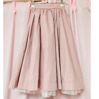 リズリサ(LIZ LISA)のリズリサ リボンスカート(ひざ丈スカート)