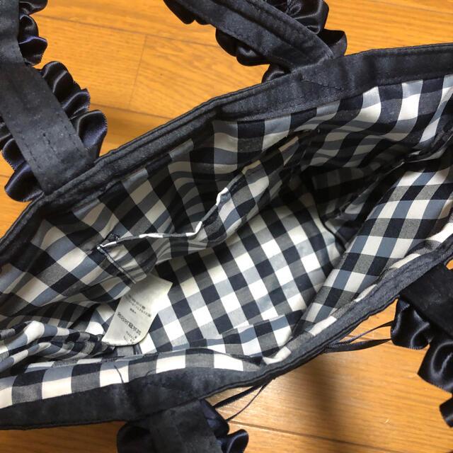 Maison de FLEUR(メゾンドフルール)のMaison de FLEUR トートバッグ レディースのバッグ(トートバッグ)の商品写真