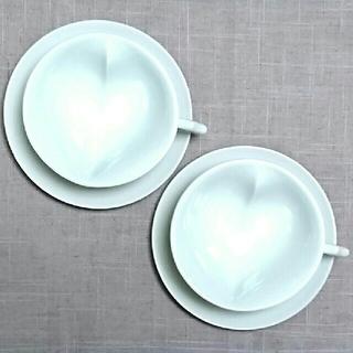 ティーカップ&ソーサー(ペア)