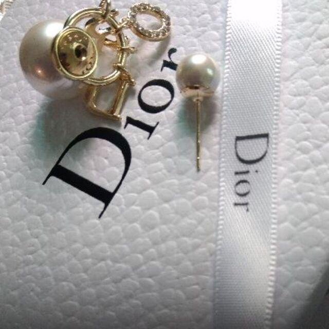 Christian Dior(クリスチャンディオール)のChristian Dior クリスチャンディオール ピアス レディースのアクセサリー(ピアス)の商品写真