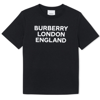 BURBERRY - 【新作】バーバリー ロゴTシャツ ブラック 14