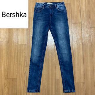 Bershka - 【Bershka】デニム パンツ スキニー 26