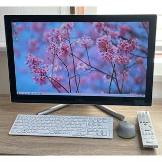 VAIO - SONY VAIO ブラビア画質 高音質 録画  i7 SSD タッチパネル