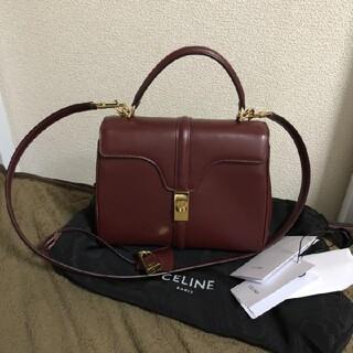 celine - セリーヌ セーズ 16 スモール Celine 16 バッグ