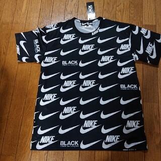 ブラックコムデギャルソン(BLACK COMME des GARCONS)のNike BLACK Conme des Garçons garcons(Tシャツ/カットソー(半袖/袖なし))