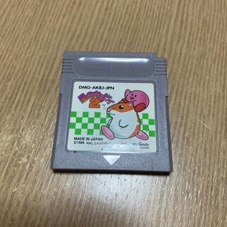 ゲームボーイ(ゲームボーイ)の星のカービィ2(家庭用ゲームソフト)