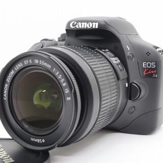 Canon - 入門一眼レフ✨Canon Kiss X4 18-55mm IS Ⅱ レンズキット