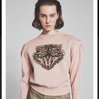 ファーファー(fur fur)のFURFUR キャットセーター(ニット/セーター)
