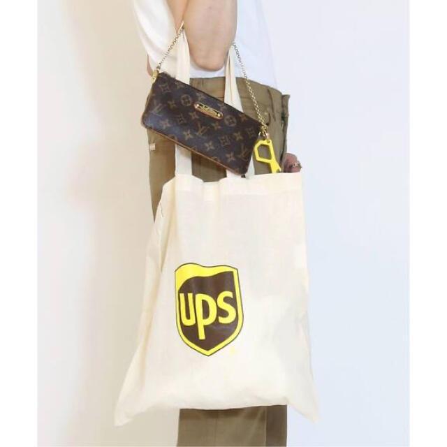 DEUXIEME CLASSE(ドゥーズィエムクラス)のMUSE【UPS/ユナイテッド・パーセル・サービス】 バッグ レディースのバッグ(トートバッグ)の商品写真