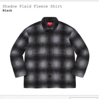 Supreme - SUPREME シュプリーム  20aw シャツ 黒 shadow plaid