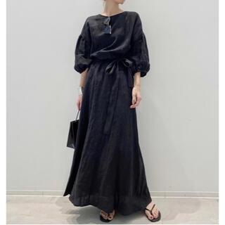 L'Appartement DEUXIEME CLASSE - L'Appartement ☆Linen Madam Dress☆