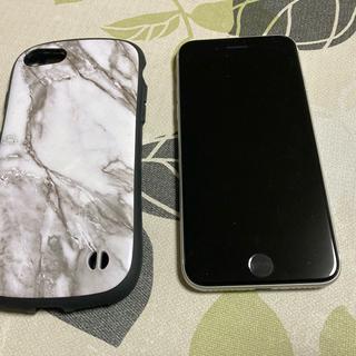 アイフォーン(iPhone)のiPhone SE 2 ホワイト 64GB(スマートフォン本体)