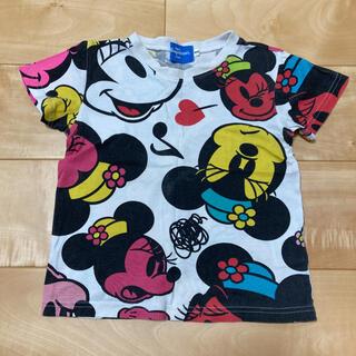 Disney - ディズニー♡ミッキー&ミニーTシャツ