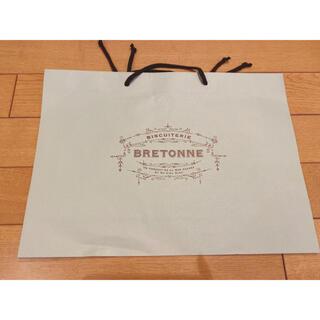 ディーンアンドデルーカ(DEAN & DELUCA)のBRETONNE   ショップ袋 紙袋 ショッパー(ショップ袋)