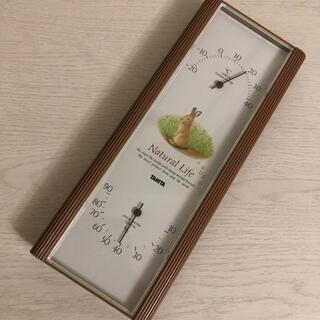 TANITA - TANITA タニタ  温湿度計