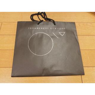 バーニーズニューヨーク(BARNEYS NEW YORK)のGRAMRACY  New York   ショップ袋 紙袋(ショップ袋)