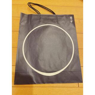 ディーンアンドデルーカ(DEAN & DELUCA)の茅乃舎 ショップ袋 紙袋(ショップ袋)