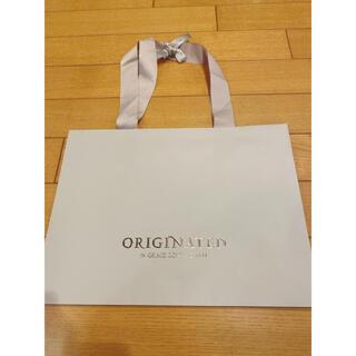 グレースコンチネンタル(GRACE CONTINENTAL)のグレースコンチネンタル ショップ袋 紙袋 ギフト(ショップ袋)