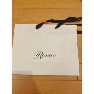 ストロベリーフィールズ(STRAWBERRY-FIELDS)のRanan   ショップ袋 紙袋 ショッパー(ショップ袋)