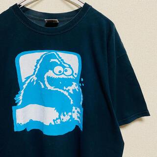 XLARGE - 一点物 XLARGE × セサミストリート コラボ Tシャツ