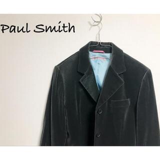 Paul Smith - 古着 Paul Smith ポールスミス ベルベット テーラードジャケット