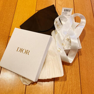 クリスチャンディオール(Christian Dior)のディオール 空箱 ギフトボックス プレゼント(ショップ袋)