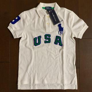 ポロラルフローレン(POLO RALPH LAUREN)のポロ ラルフローレン ポロシャツ  130  サイズ7(Tシャツ/カットソー)