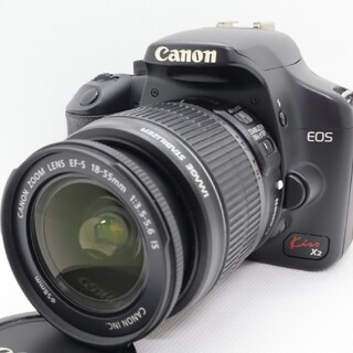 Canon - 入門一眼レフ【超美品】Canon Kiss X2レンズキット
