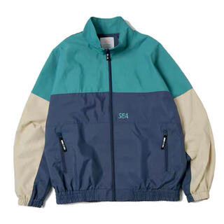 SEA - WIND AND SEA WDS TRUCK JACKET